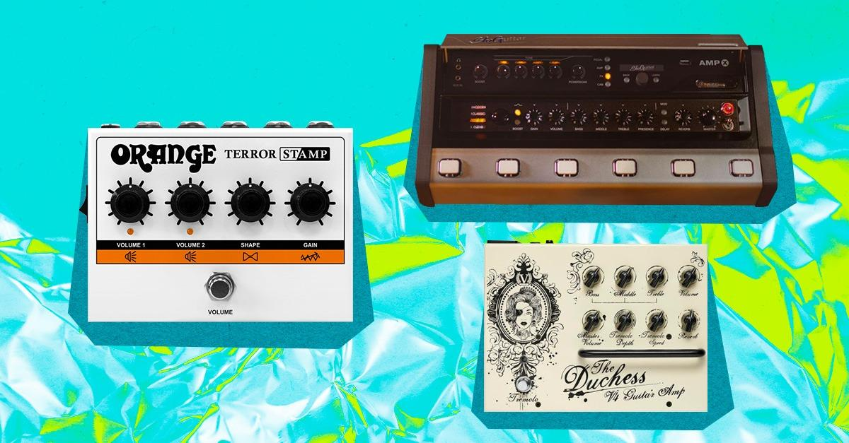 small guitar amps namm