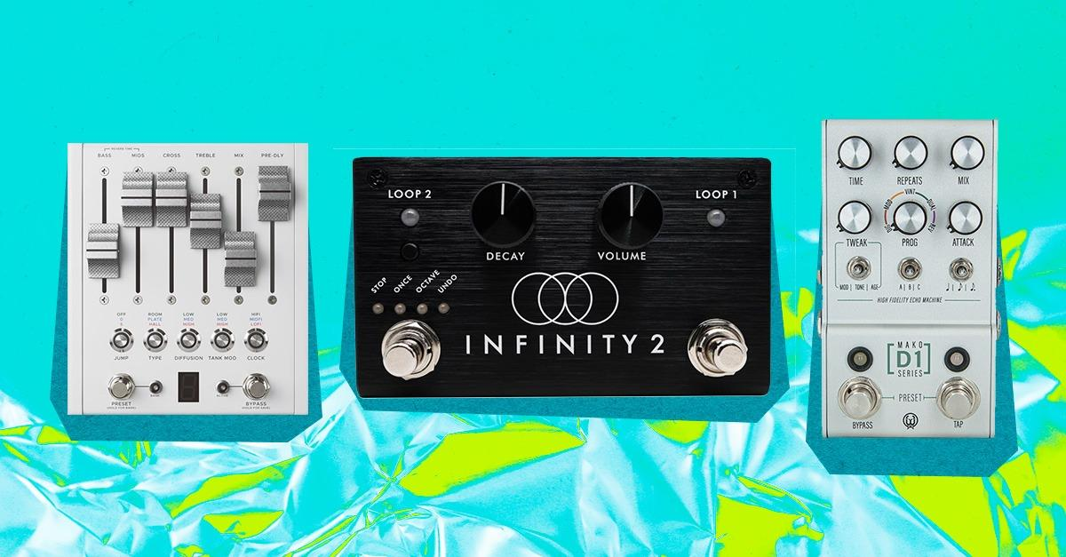 new pedals at namm