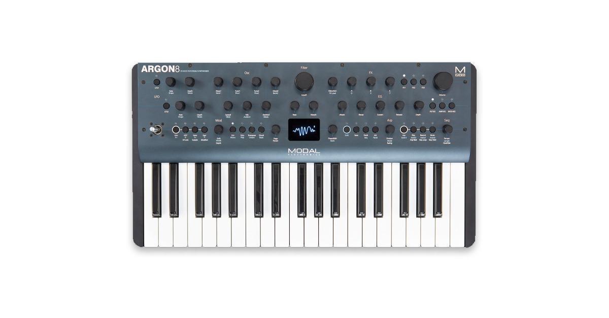 modal argon8