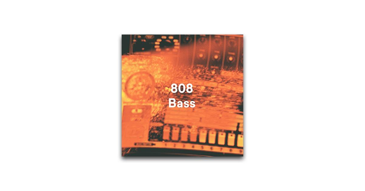 808 trap sample pack