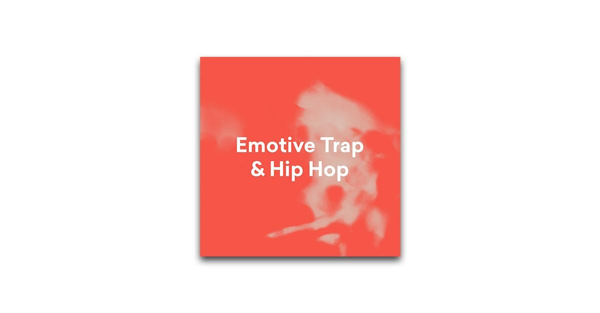 emotive trap sample pack