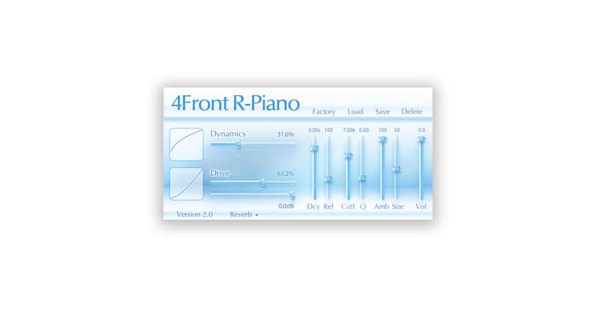 4Front R-Piano