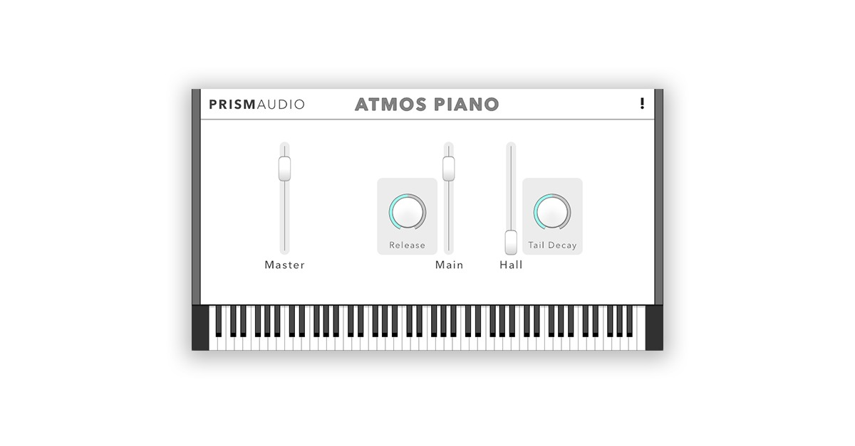 Prism audio atmos piano free vst