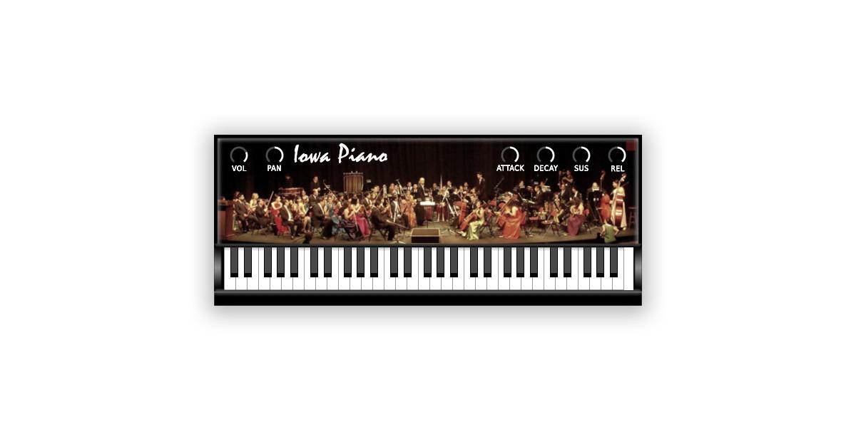 bigcat instruments iowa free piano vsts