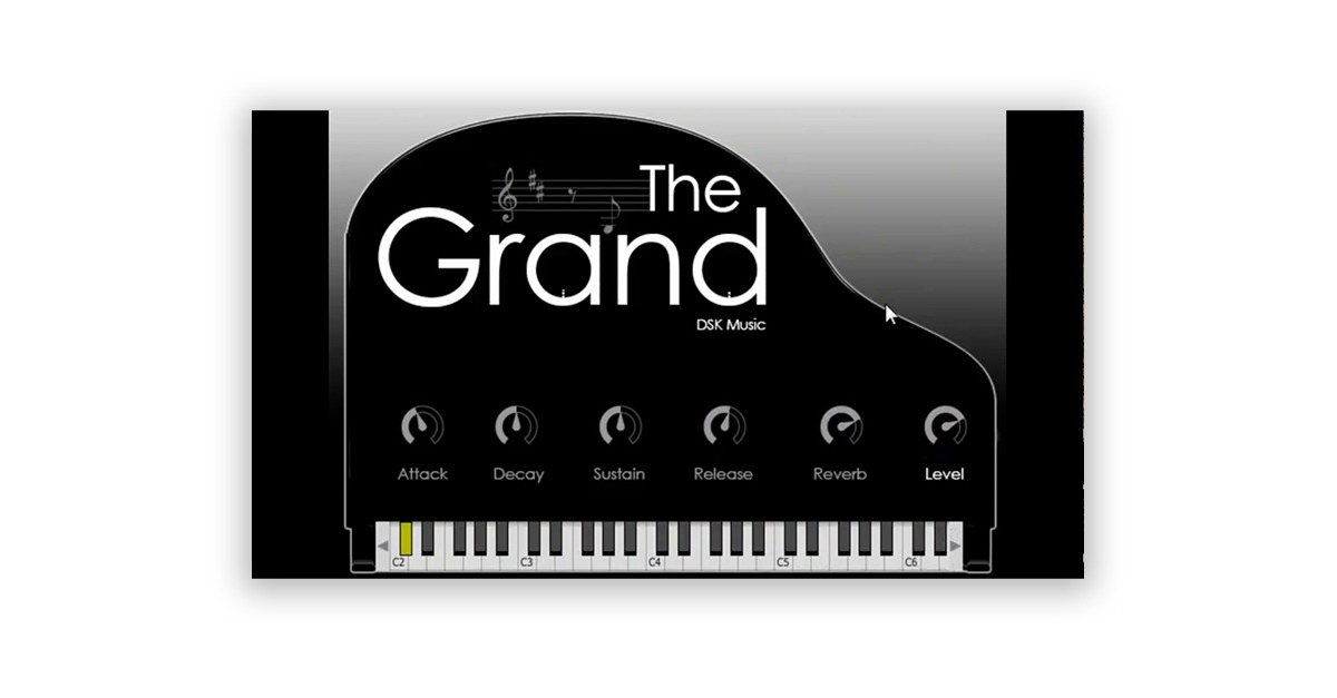 DSK the grand free piano vst