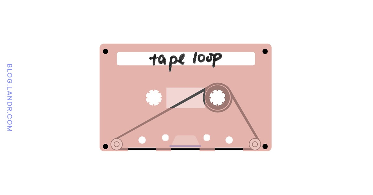 finished tape loops