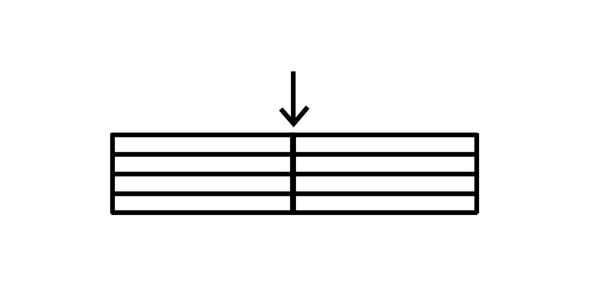 musical bar symbol