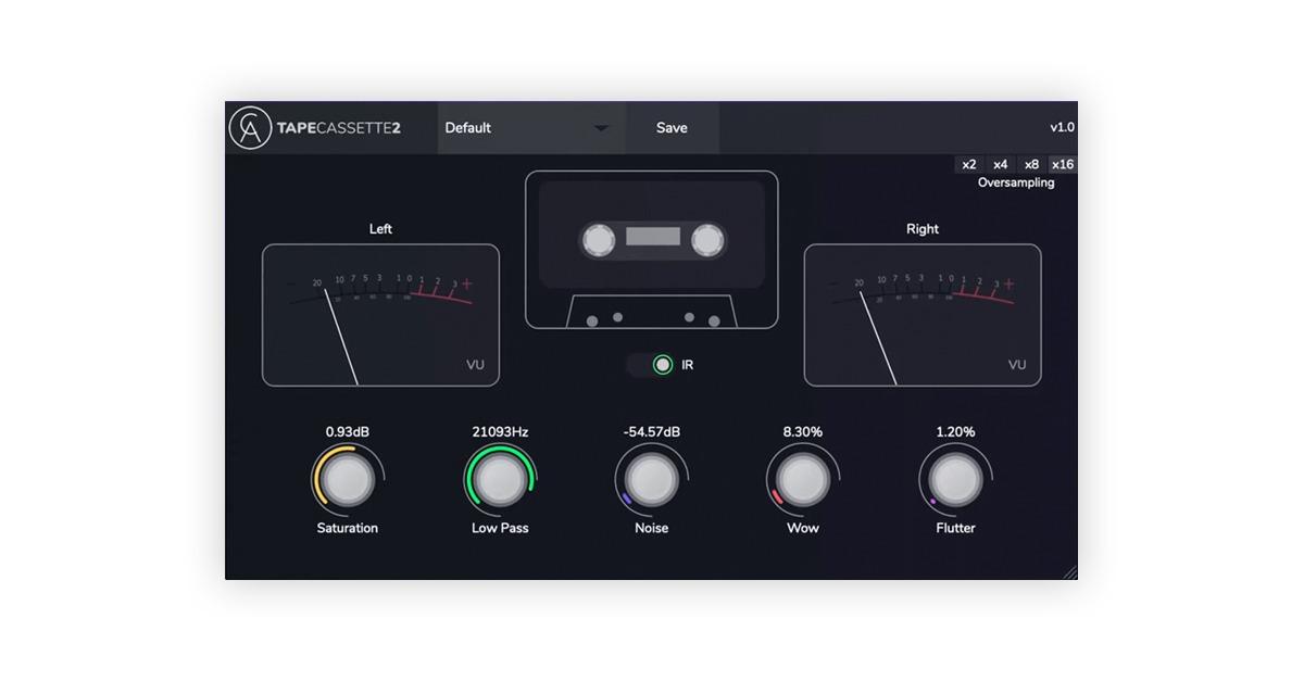 caelum audio tape cassette 2