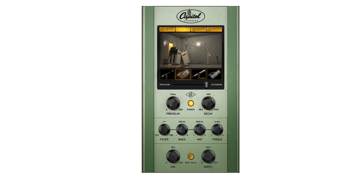 capitol chambers vocal reverb