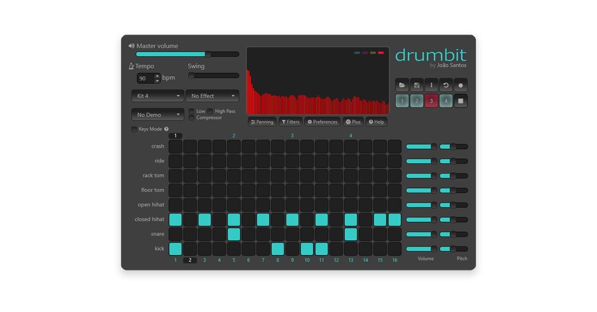 drumbit drum machine