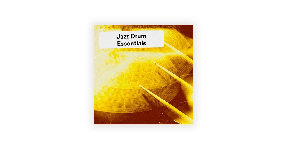 jazz drum essentials sample pack