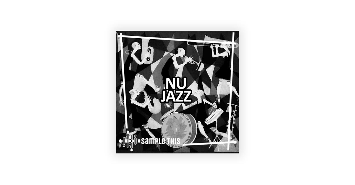nu jazz sample pack