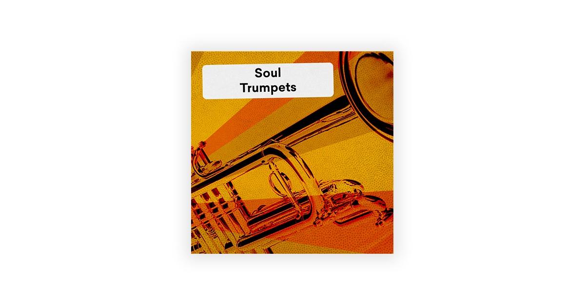 soul trumpets sample pack