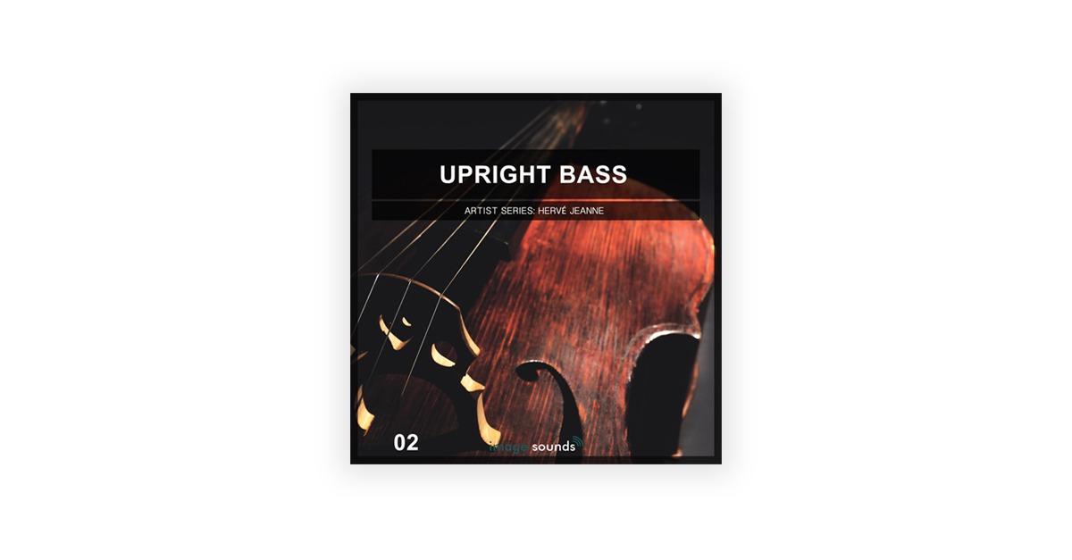 upright bass vol. 2 sample pack