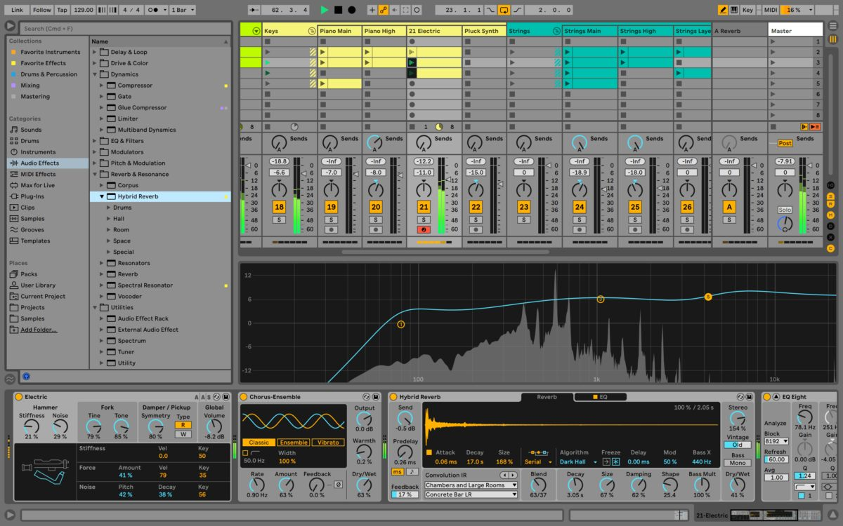 new devices in ableton live 11
