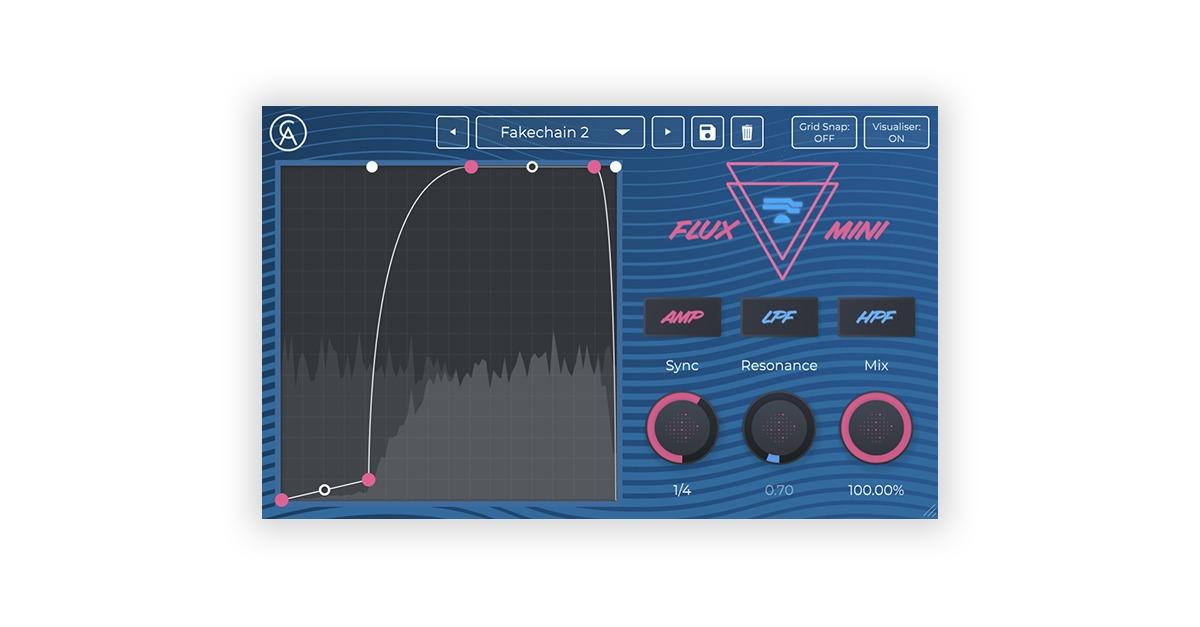 caelum audio flux mini free plugin