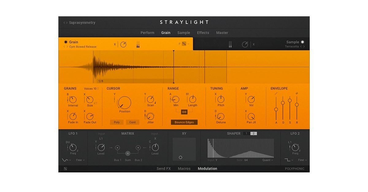 native instruments straylight granular synth