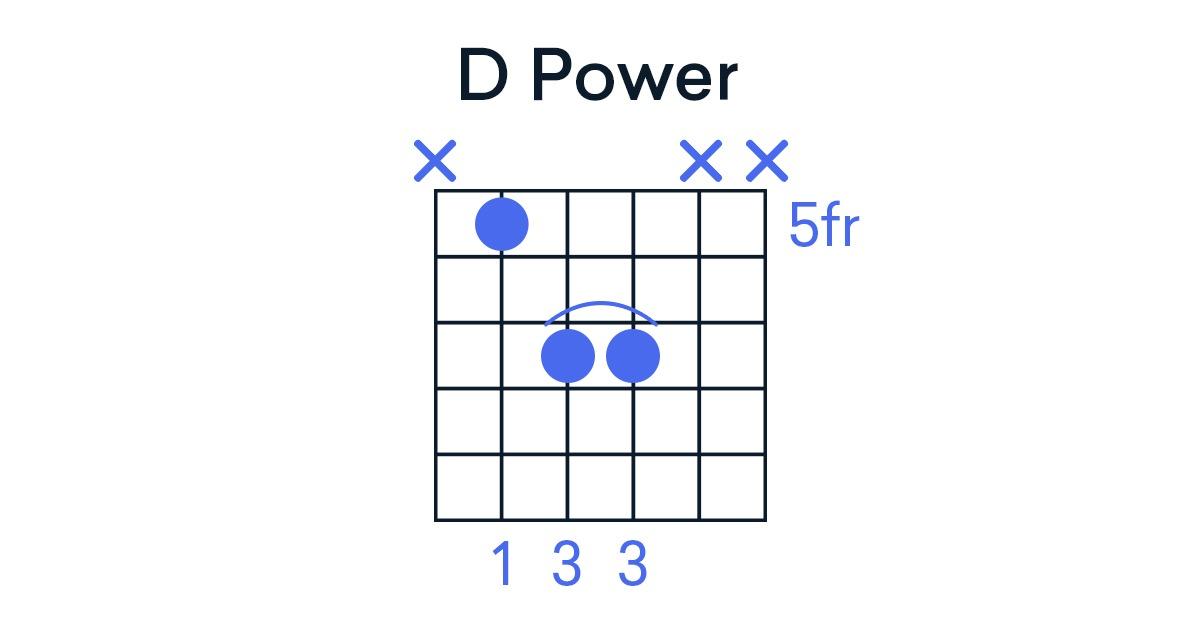 D power chord
